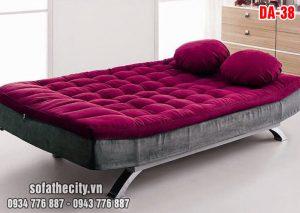 Sofa Bed Cao Cấp Phối Màu Cực Sang