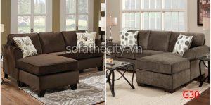 Sofa Góc Giá Rẻ Nhập Khẩu