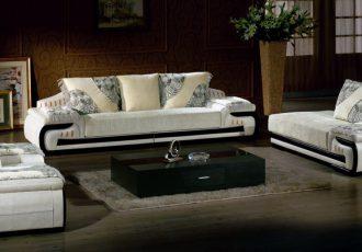 Sofa Bộ da tổng hợp