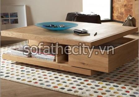 Bàn Sofa gỗ MDF cao cấp – BS-06