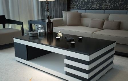Bàn kính Sofa cho phòng khách giá rẻ