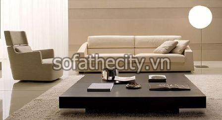 Bàn Sofa gỗ phòng khách – BS-012