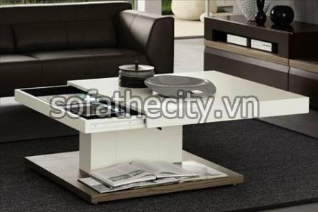 Bàn Sofa gỗ phòng khách nhỏ – BS-15