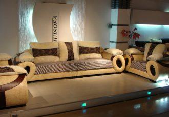 Sofa Trọn Bộ Cao Cấp Năm 2014