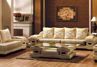 Sofa Phòng Khách Mẫu Đẹp