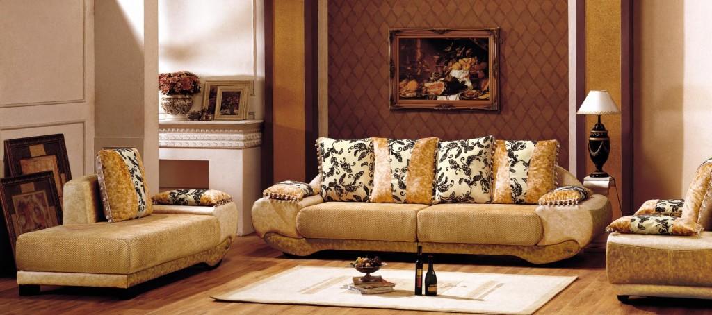 Sofa Nguyên Bộ Cho Phòng Khách Cực Đẹp