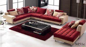 Ghế Sofa Góc Bọc Vải Cao Cấp Giá Rẻ