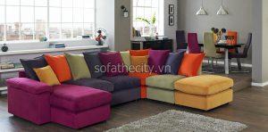 Sofa Góc Nhiều Màu Sắc