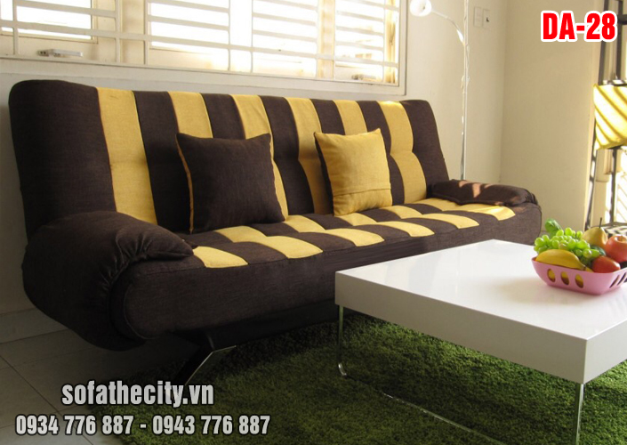 sofa giuong cao cap 3 trong 1 da28 09