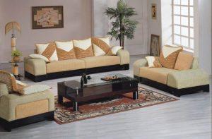 Sofa Trọn Bộ Phòng Khách Xuất Khẩu