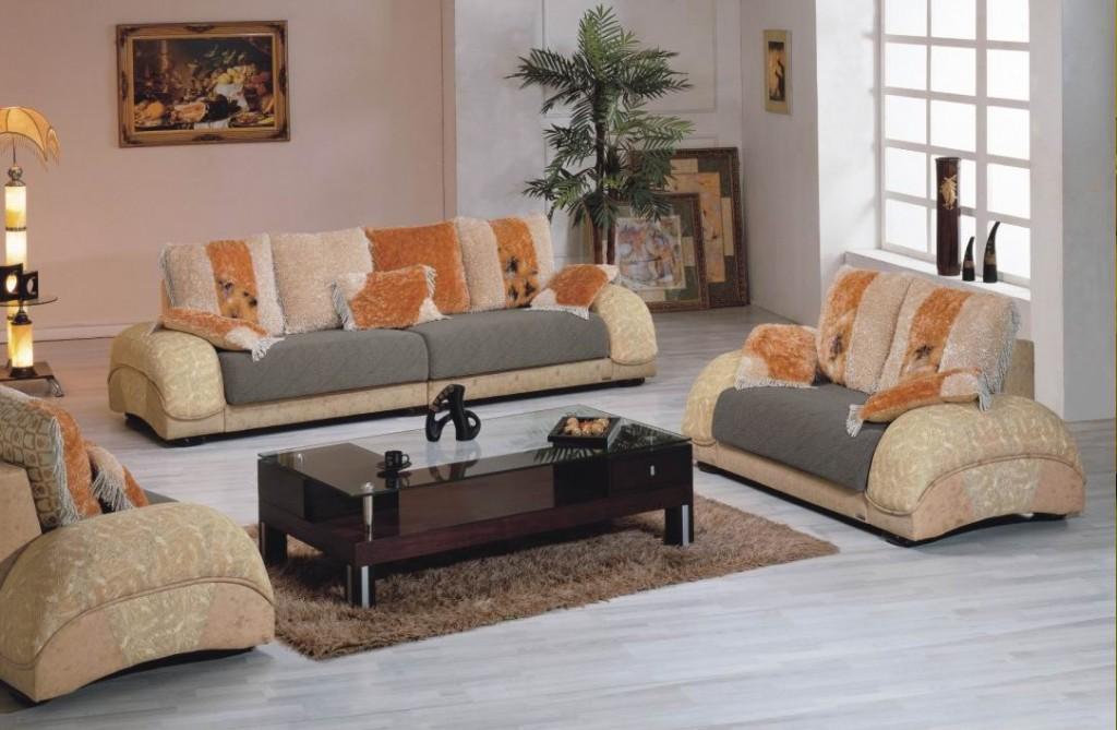 Sofa Bộ Phòng Khách Đẹp Lung Linh