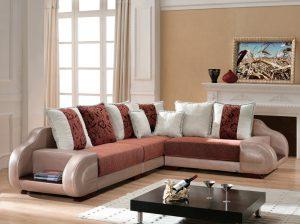 Sofa trọn bộ phòng khách cao cấp