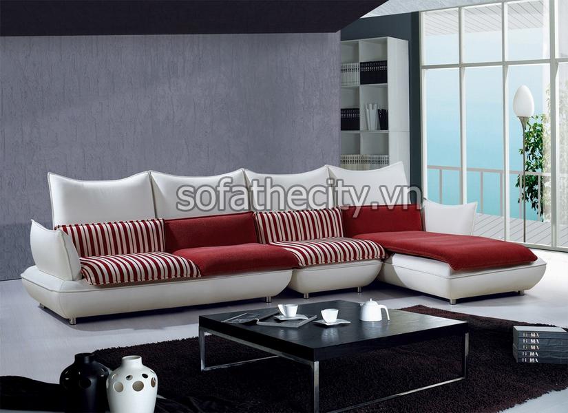 Ghế Sofa Da Bọc Vải Cao Cấp Rẻ Đẹp
