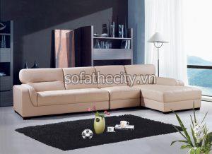 Bộ Ghế Salon Màu Trắng Mẫu Đẹp K851