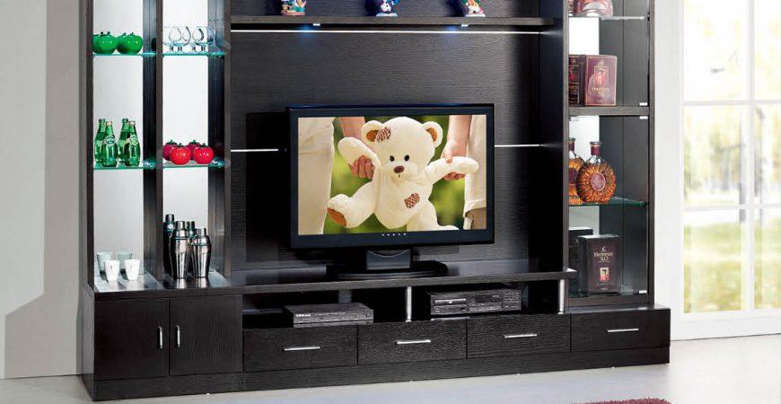 Hướng dẫn chọn kệ tivi phù hợp với phòng khách