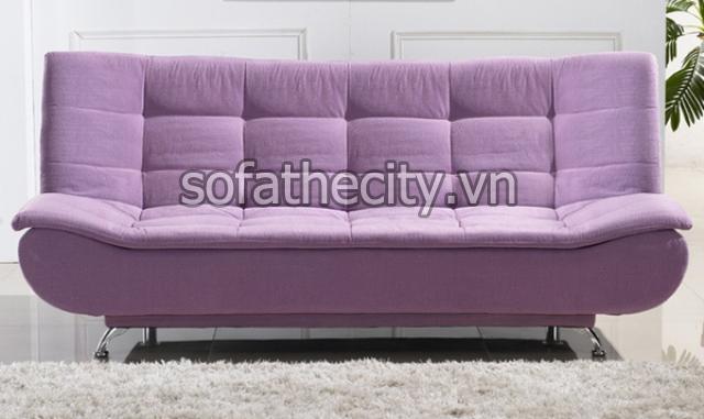 Sofa Giường Tím Giá Rẻ – DA03(10)