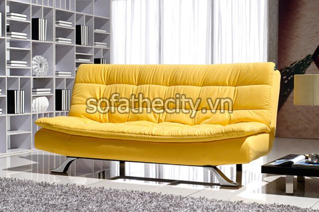 Sofa Giường Màu Vàng – DA03(9)