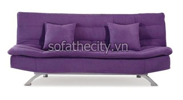 Sofa Giường Tím Đậm – DA03(7)
