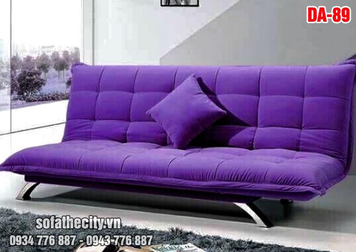 Sofa Bed Cao Cấp Tím Cực Đẹp