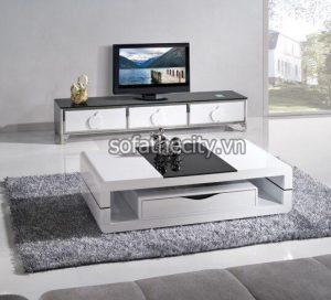 Combo Kệ Tivi – Bàn Sofa Cực 'Hot' - KB123