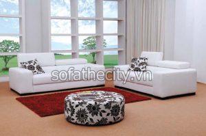 Sofa Băng Giả Da Thái B25