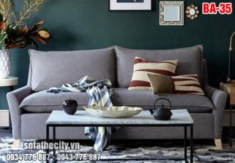 Sofa Băng Nhỏ Cho Chung Cư Mini