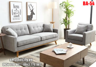 Sofa Băng Mẫu Đẹp Cho Phòng Khách