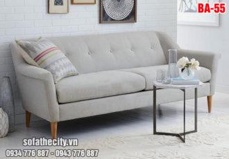 Sofa Băng Vải Bố Nhập Khẩu
