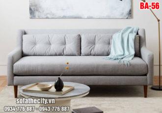 Sofa Băng Hiện Đại Cho Căn Hộ Nhỏ