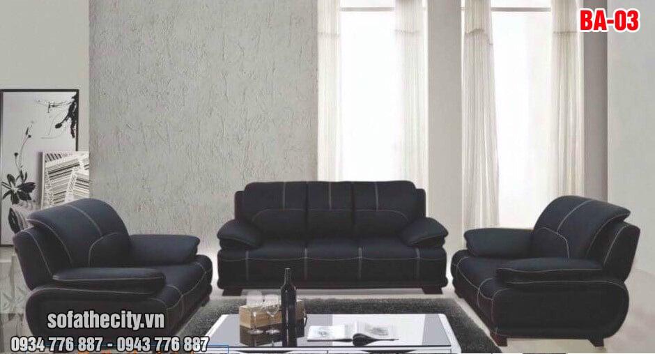 Sofa Băng Trọn Bộ Cho Biệt Thự