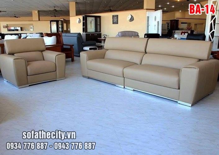 Sofa Băng Đơn Giản