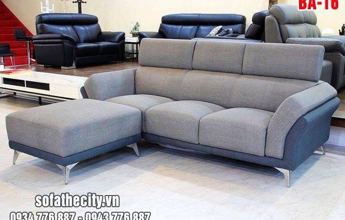 Sofa Băng Vải Bố Mẫu Độc Đáo