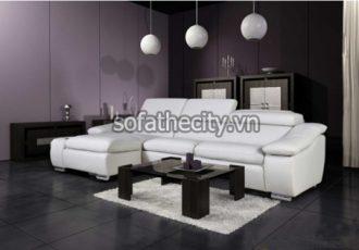 Sofa Góc Giá Rẻ Nhập Khẩu Đẹp G09