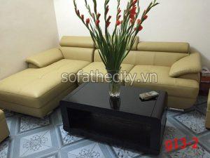 Sofa Góc Giả Da G13