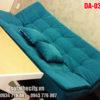 """Mẫu sofa giường màu xanh """"hot"""" nhất"""