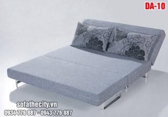 Sofa Bed Xám Đẹp Phù Hợp Mọi Không Gian