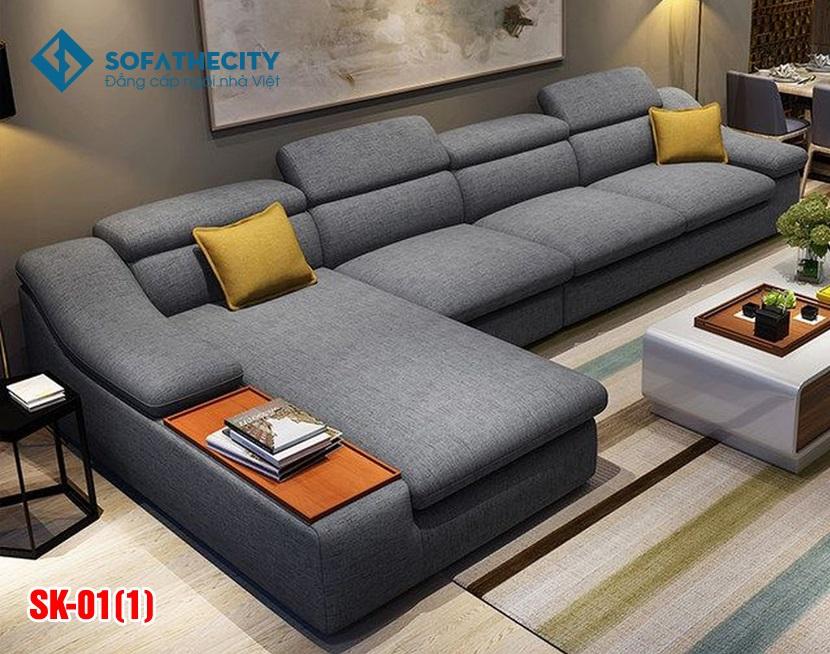 Sofa Phòng Khách Hiện Đại SK01