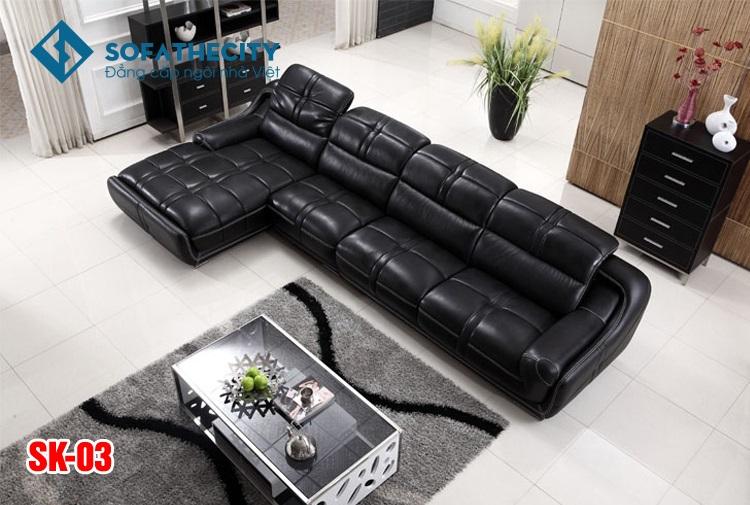 Sofa Phòng Khách Hiện Đại SK 03