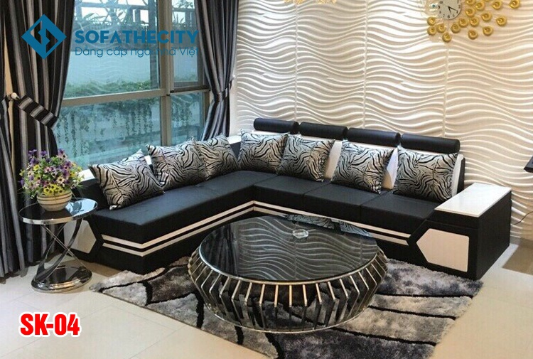 Sofa Phòng Khách Hiện Đại SK 04