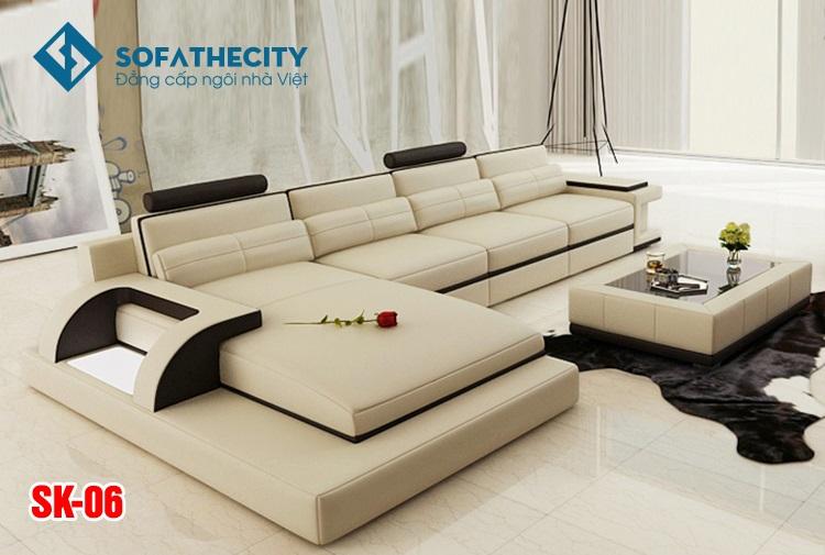 Sofa Phòng Khách Hiện Đại SK 06