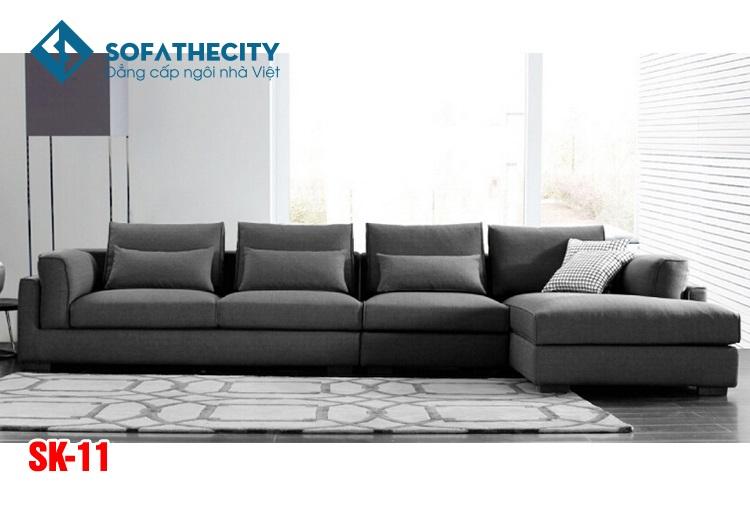 Sofa Phòng Khách Hiện Đại SK 11