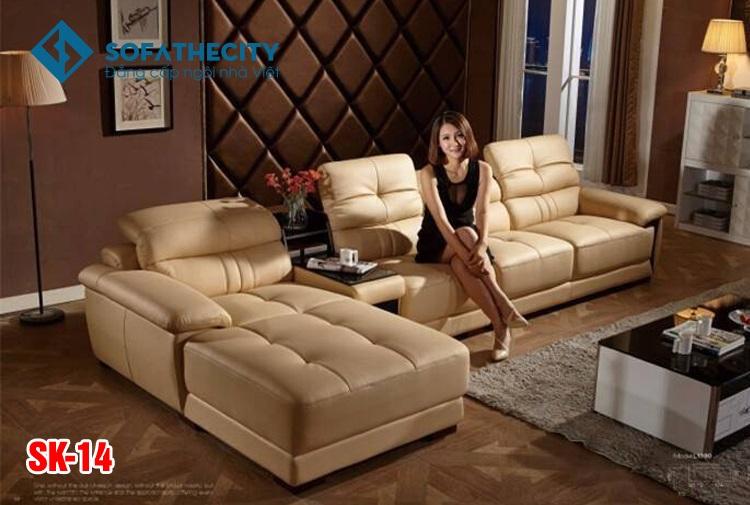 Sofa Phòng Khách Hiện Đại SK 14
