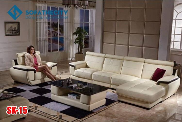Sofa Phòng Khách Hiện Đại SK 15