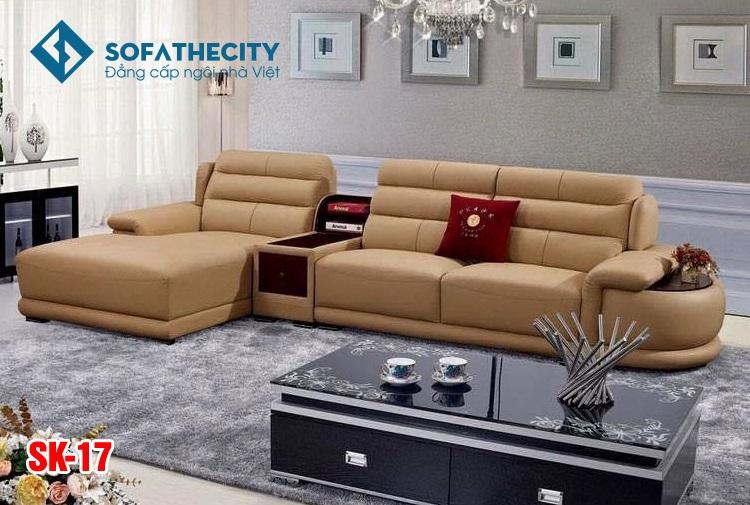 Sofa Phòng Khách Hiện Đại SK 17