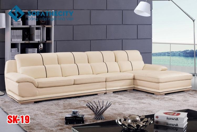 Sofa Phòng Khách Hiện Đại SK 19