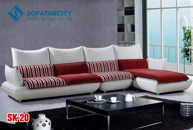 Sofa Phòng Khách Cao Cấp SK 20