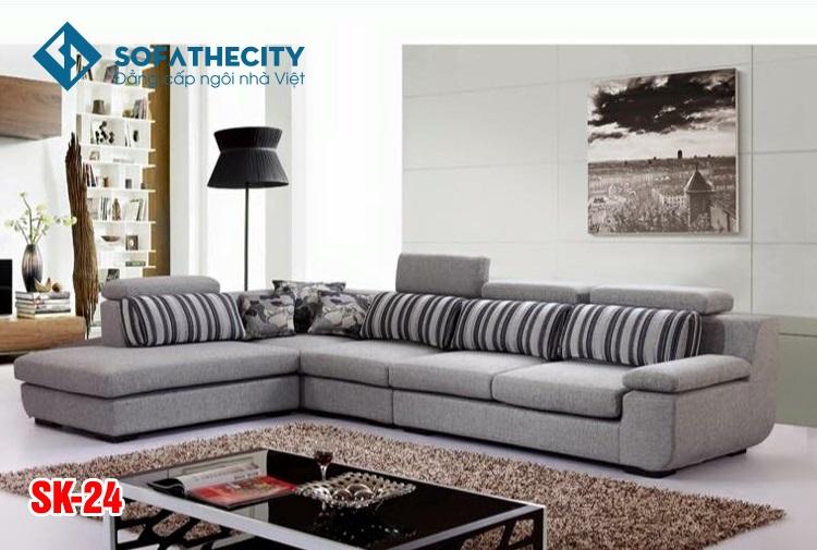 Sofa Phòng Khách Cao Cấp SK 24