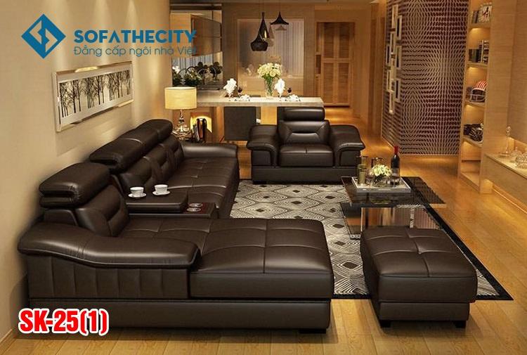 Sofa Phòng Khách Cao Cấp SK 25