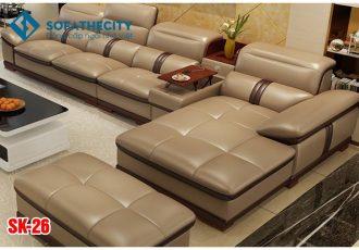 Sofa Phòng Khách Hiện Đại SK 09