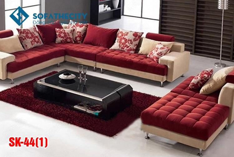 Sofa Phòng Khách Cao Cấp SK 44